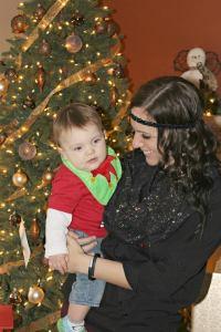 Braxton and I-Christmas Day